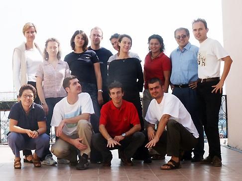 Chioggia, Settembre 2003: il Comitato TGS incontra l'Ispettore Salesiano don Claudio!