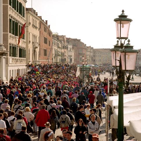 Su e Zo per i Ponti di Venezia - foto di Arcangelo Piai