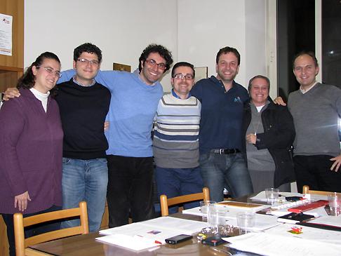 TGS Nazionale, Roma, Dicembre 2012