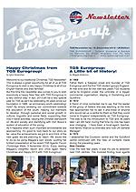 TGS Newsletter n. 16