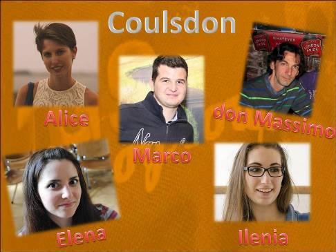 TGS Coulsdon 2013