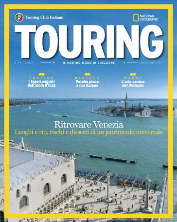 Touring, Luglio-Agosto 2012