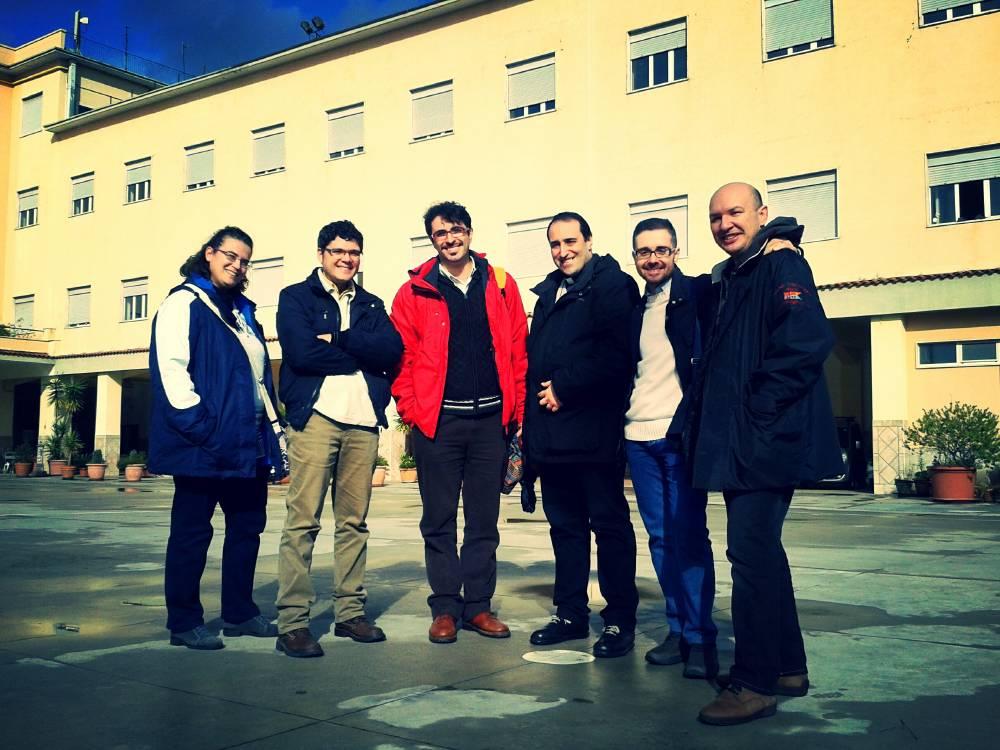 TGS Nazionale a Salerno