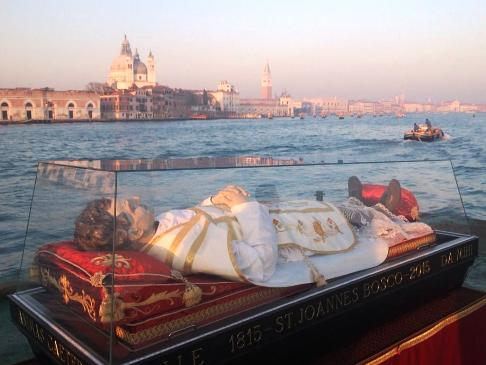 Don Bosco è qui a Venezia