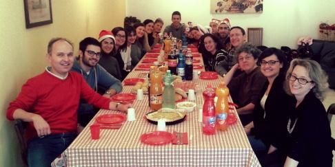 Pranzo di Natale TGS 2013