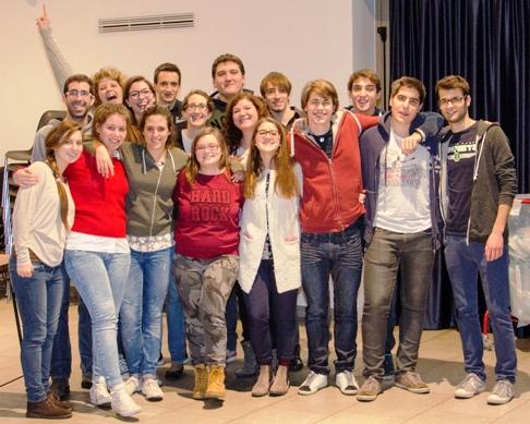 TGS Guildford 2013 Back Together