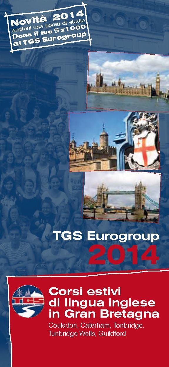 TGS depliant 2014