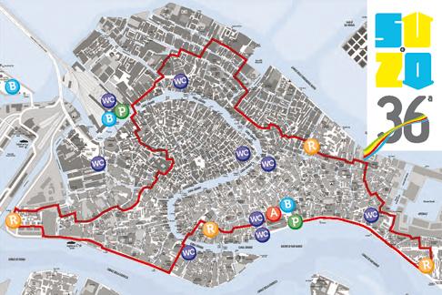 Mappa Su e Zo 2014
