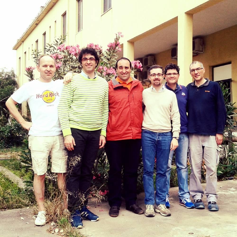 TGS Nazionale a Catania