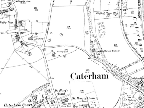 Caterham_oldmap